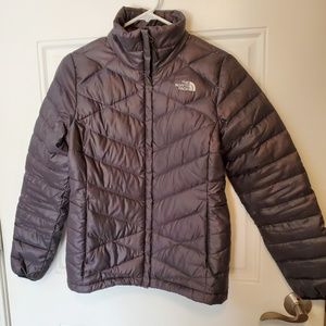 North Face Slim Puffer Jacket